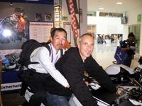duo-drive in Intermot 2010